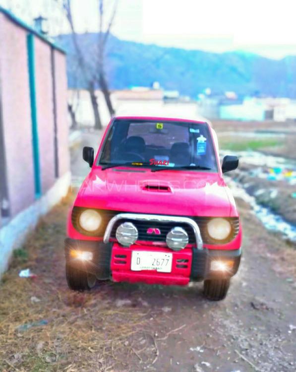 Mitsubishi Pajero Mini Limited 1998 for sale in Rawalpindi | PakWheels