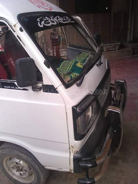 Suzuki Bolan Cargo Van Euro ll 2014 for sale in Karachi | PakWheels