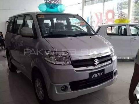 Suzuki APV GLX 2019 Image-1