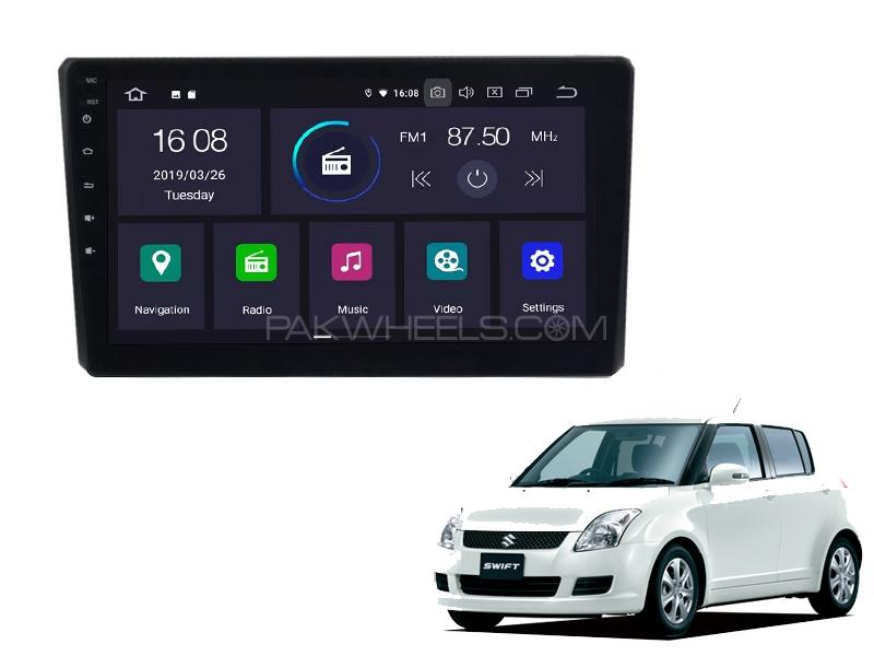 Suzuki Swift Ips Display Android Panel  in Lahore