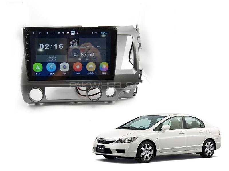 Honda Civic Reborn IPS Display Android Head Unit Panel - 2007-2012 in Lahore