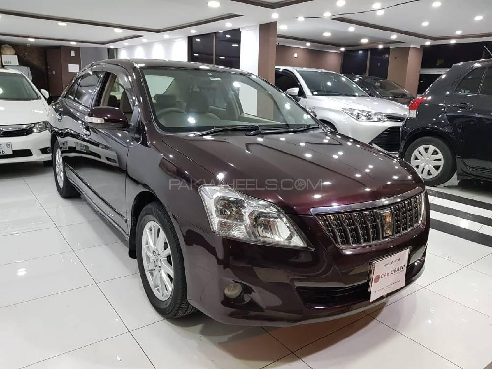 Toyota Premio X L Package Prime Selection 1.8 2008 Image-1