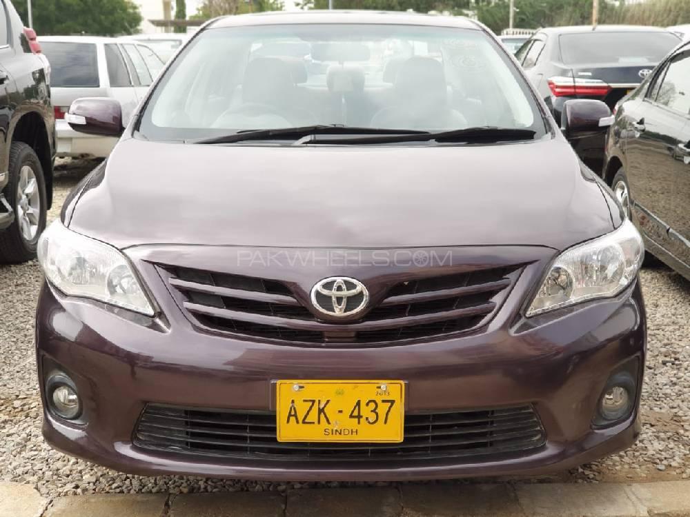 Toyota Corolla Altis SR Cruisetronic 1.6 2013 Image-1