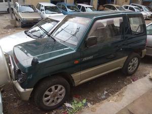 Mitsubishi Pajero Mini Cars for sale in Pakistan | PakWheels