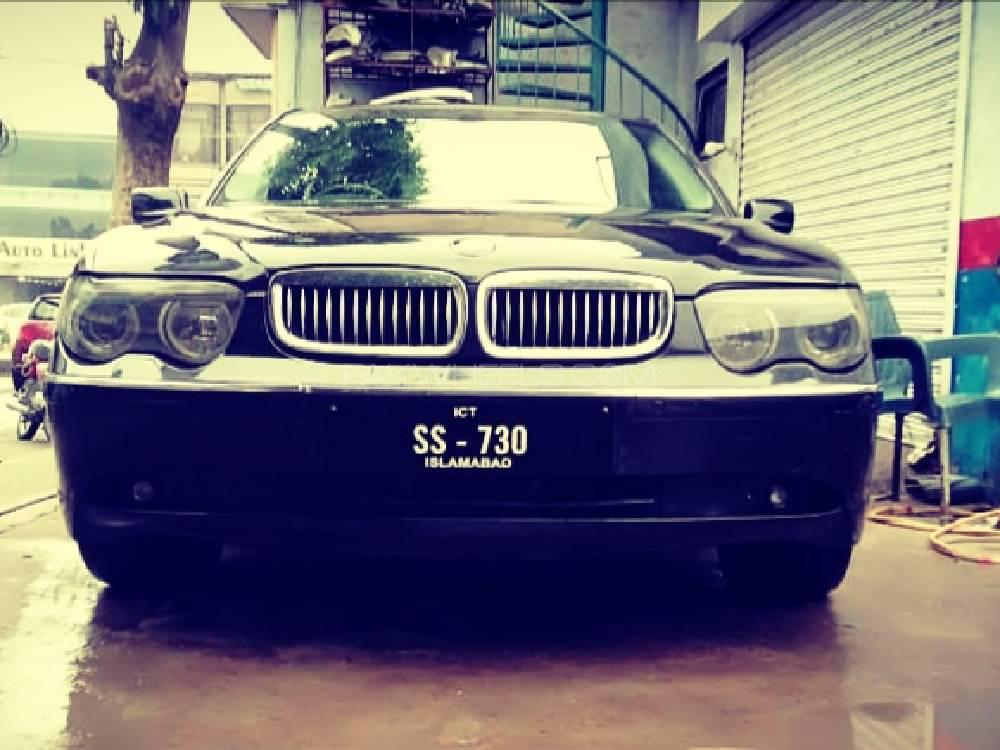 BMW 7 Series 730d 2005 Image-1