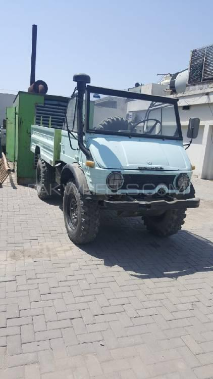 Mercedes Benz Unimog 1984 for sale in Lahore | PakWheels