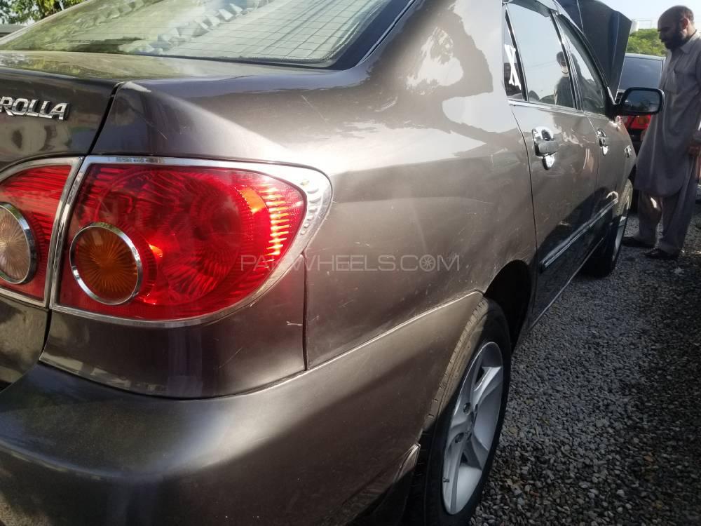 Toyota Corolla GLi 1.3 2005 Image-1