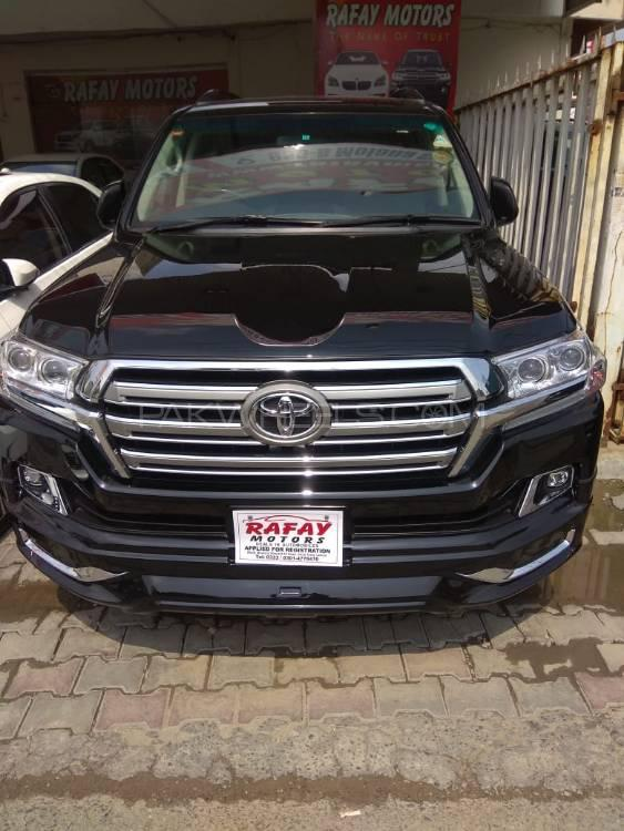 Toyota Land Cruiser ZX 2009 for sale in Lahore | PakWheels