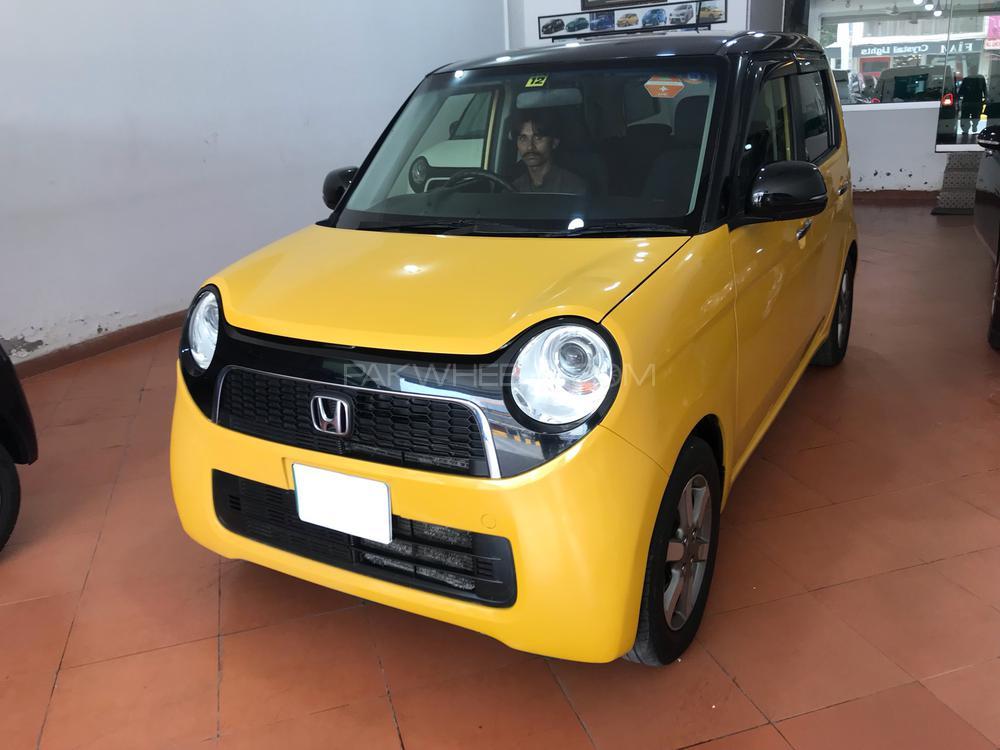 Honda N One Premium SS Brown Style Package 2014 Image-1