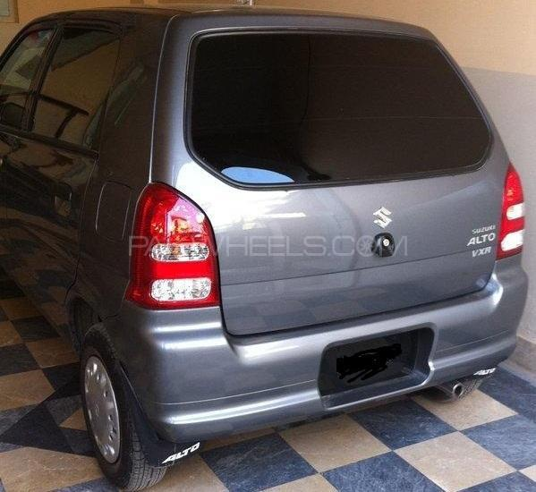 Suzuki Alto VXR (CNG) 2011 for sale in Lahore | PakWheels
