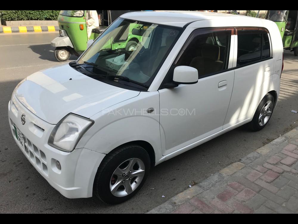 Nissan Pino E 2007 Image-1