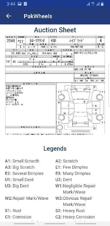 Toyota Corolla Axio Hybrid 1.5 2015 Image-1