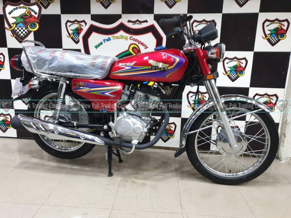 Used Super Power SP 125 2019 Bike for sale in Rawalpindi - 250324 |  PakWheels