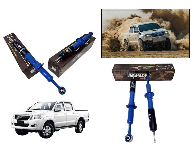 Tokico Front Shock Absorbers For Toyota Vigo 4x4  - 2pcs in Lahore