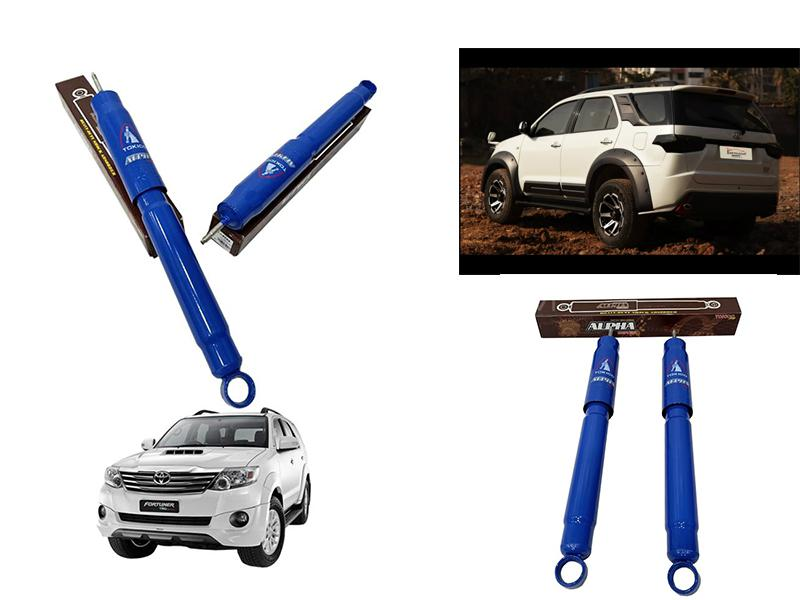 Tokico Rear Shock Absorbers For Toyota Fortuner 2013-2016 - 2pcs in Lahore