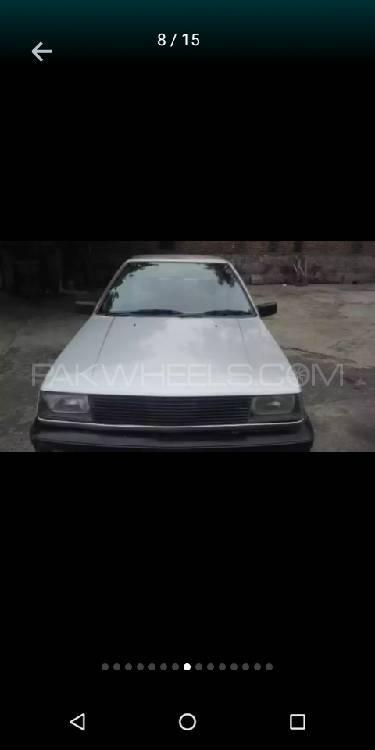 Mitsubishi Lancer 1986 Image-1