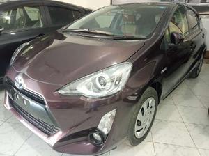 Used Toyota Aqua G 2015