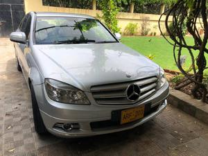 Mercedes Benz C Class 2008 Cars for sale in Pakistan | PakWheels