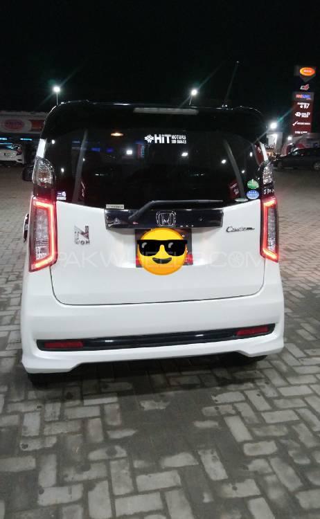Honda N Wgn Custom G L Package 2016 Image-1