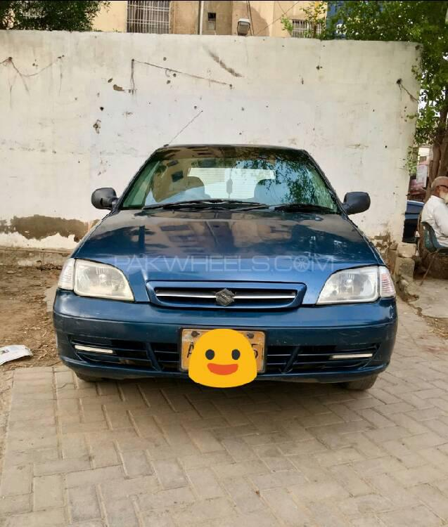 Suzuki Cultus VXR (CNG) 2007 for sale in Karachi | PakWheels