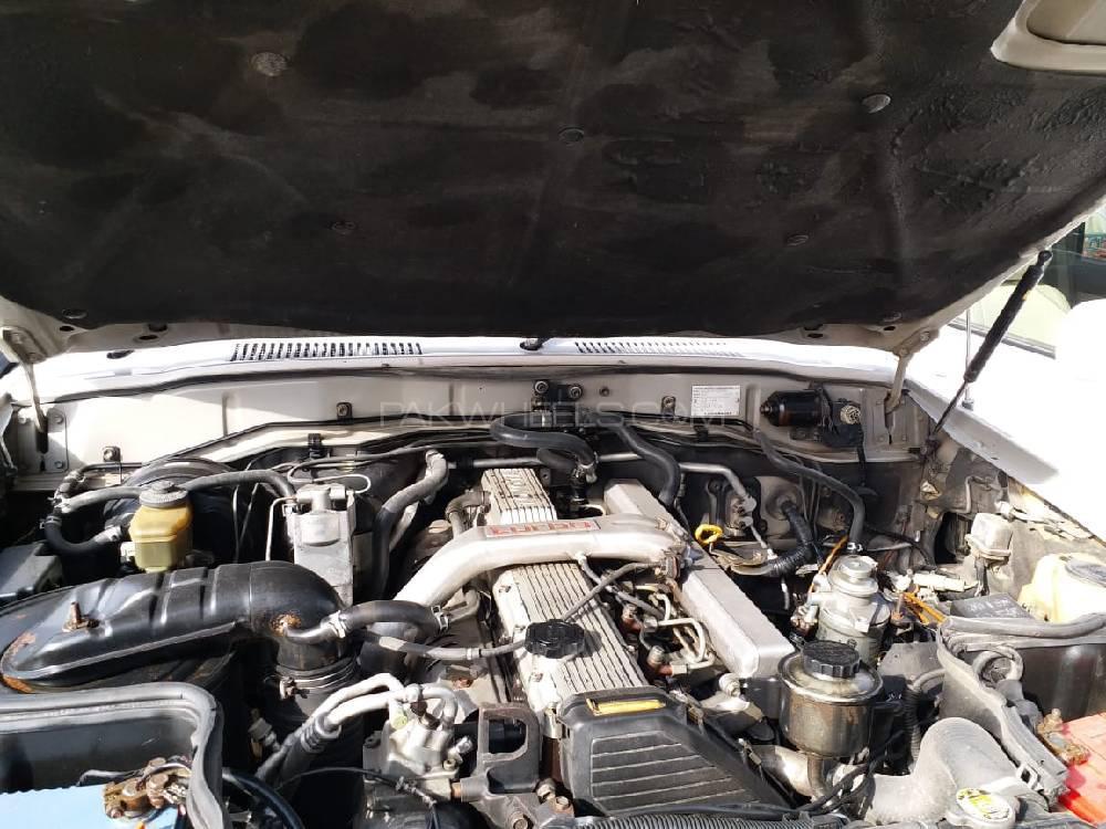 Toyota Land Cruiser VX Limited 4.2D 1993 Image-1
