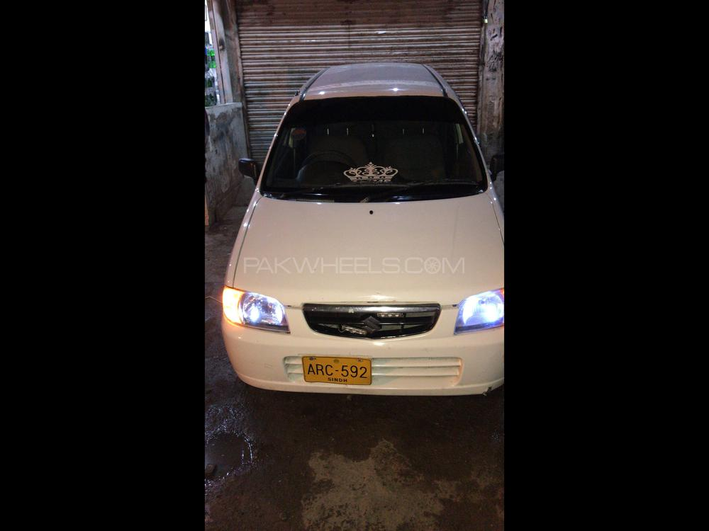 Suzuki Alto 2008 for sale in Karachi | PakWheels