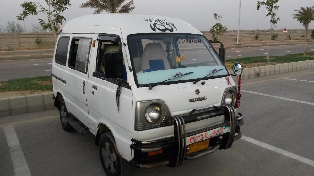 Suzuki Bolan GL 2006 Image-1