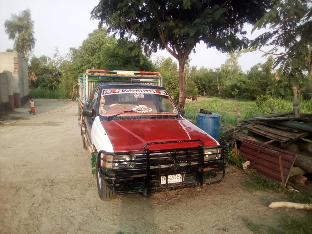 Toyota Hilux Single Cab 1985 Image-1