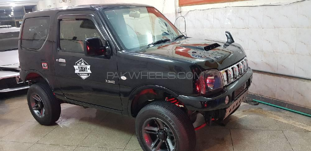 Suzuki Jimny 2014 Image-1