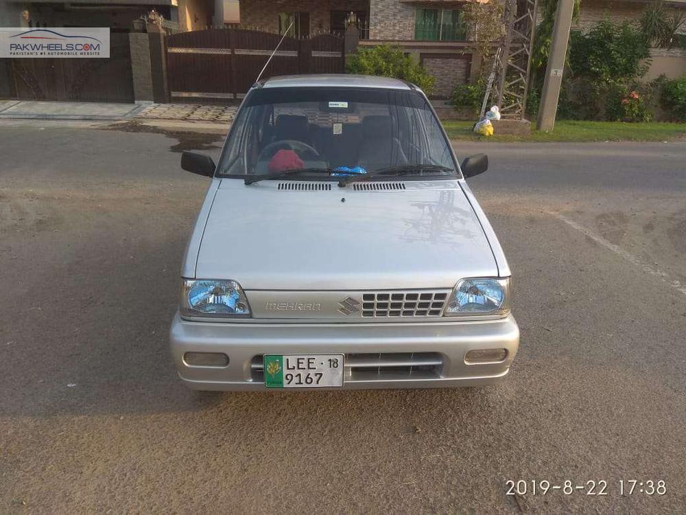 Suzuki Mehran VXR 2018 Image-1