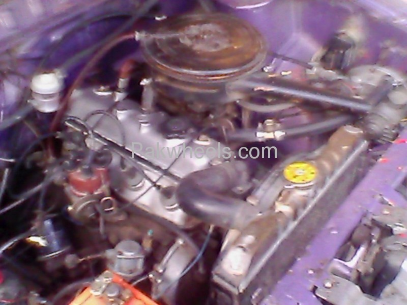 Toyota Corolla 1974 Image-5