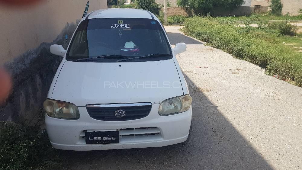 Suzuki Alto 2003 Image-1