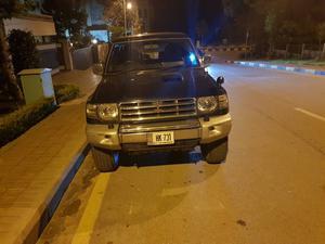 Mitsubishi Pajero Cars for sale in Islamabad | PakWheels