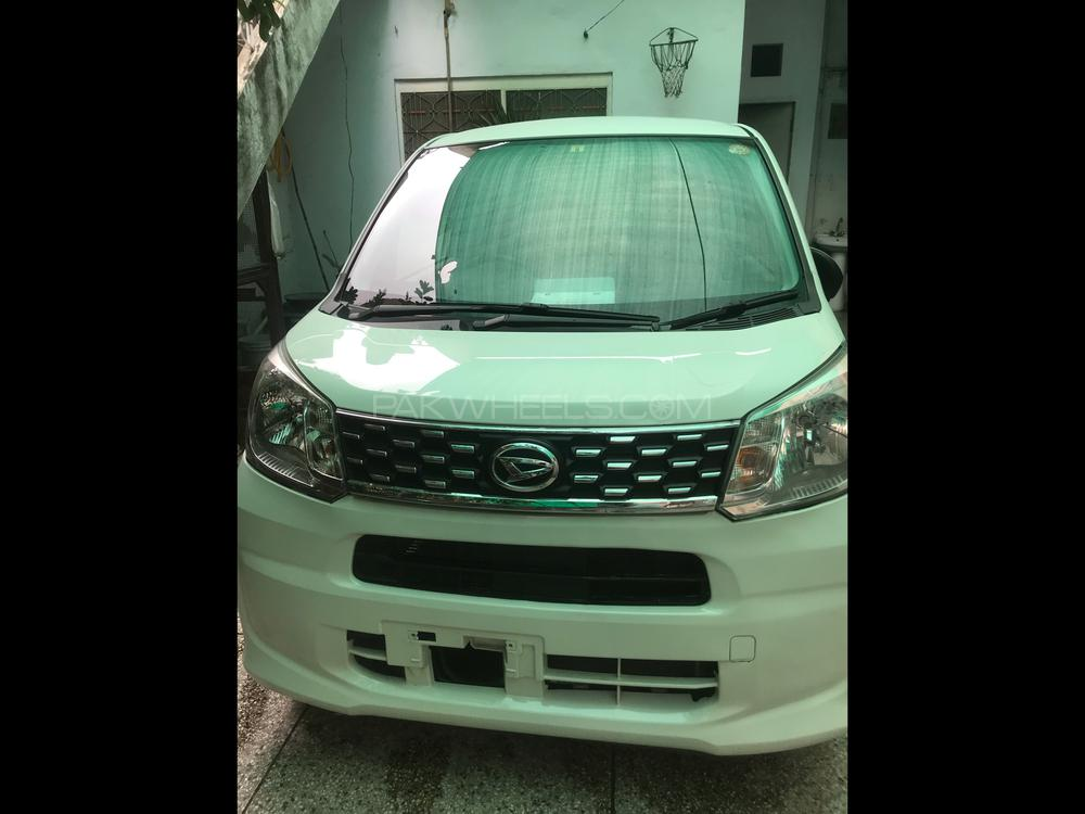 Daihatsu Move Custom X 2016 Image-1