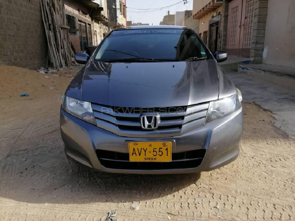 Honda City 1.3 i-VTEC 2011 Image-1