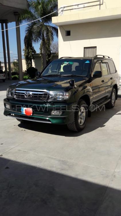 Toyota Land Cruiser VX 4.2D 2001 Image-1