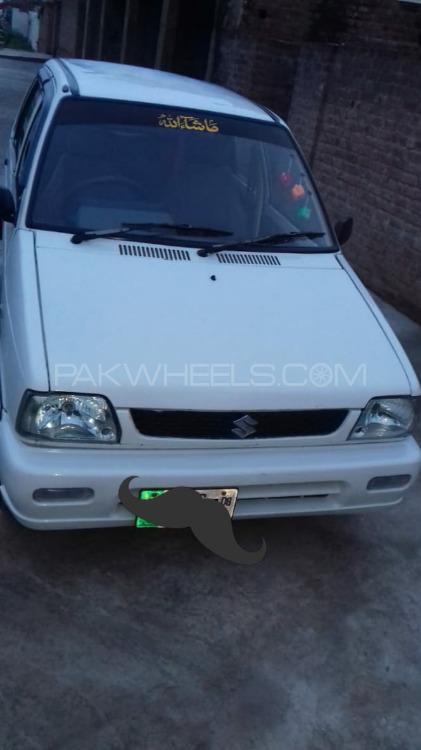 Suzuki Alto VX (CNG) 2008 Image-1