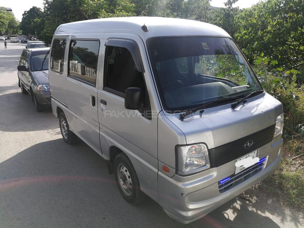 Subaru Sambar  2009 Image-1