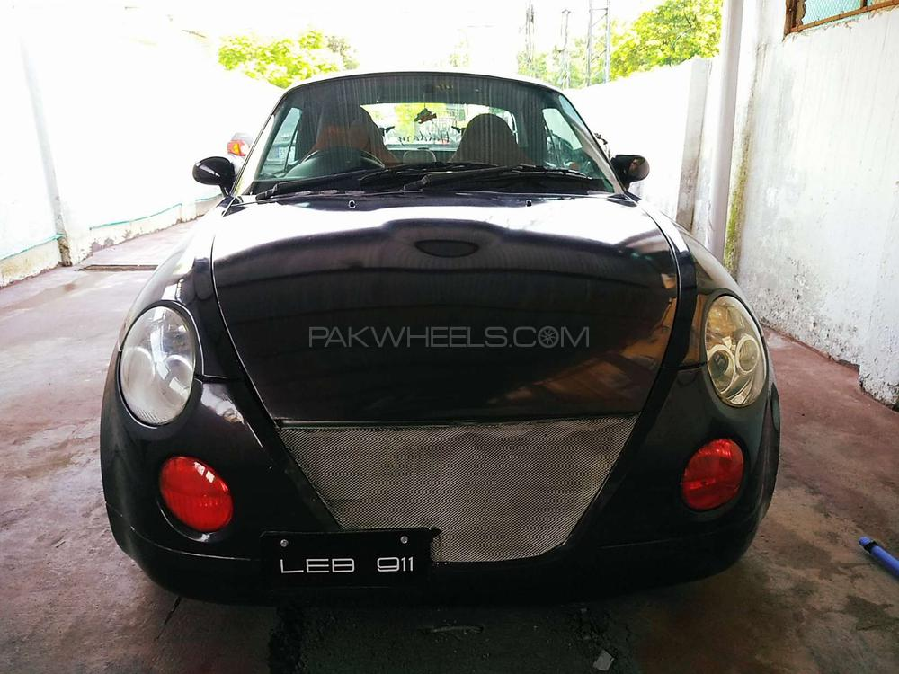 Daihatsu Copen Leather Package 2009 Image-1