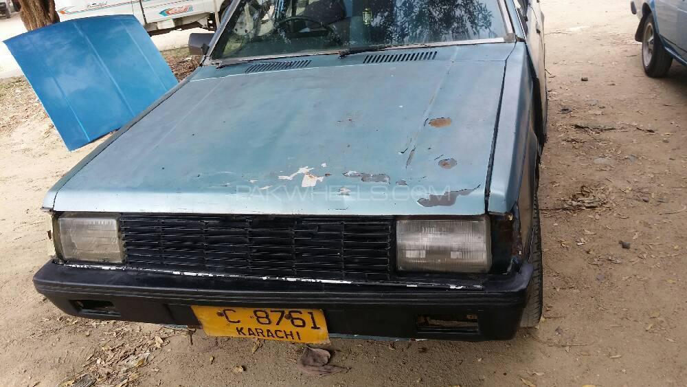 Mitsubishi Lancer 1981 Image-1