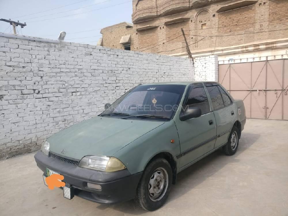 Suzuki Margalla GL Plus 1995 Image-1