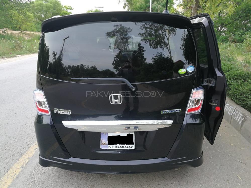 Honda Freed G AERO HIGHWAY EDITION 2012 Image-1