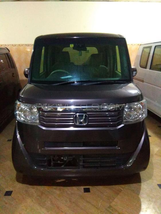 Honda N Box 2014 Image-1
