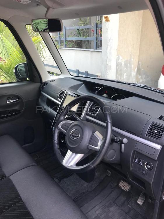 Daihatsu Tanto Custom X Limited SA III 2015 Image-1