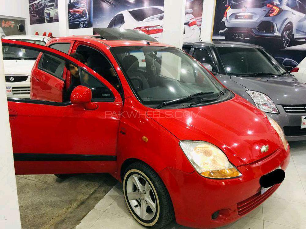Chevrolet Matiz 2007 Image-1