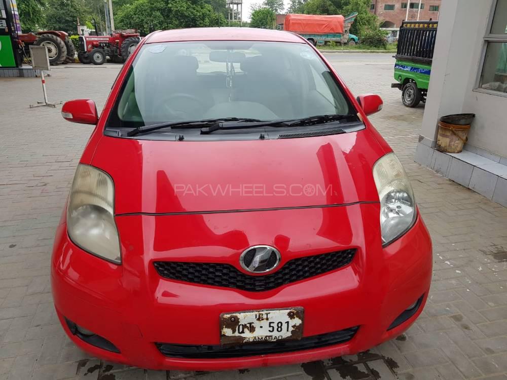 Toyota Vitz F 1.0 2008 Image-1