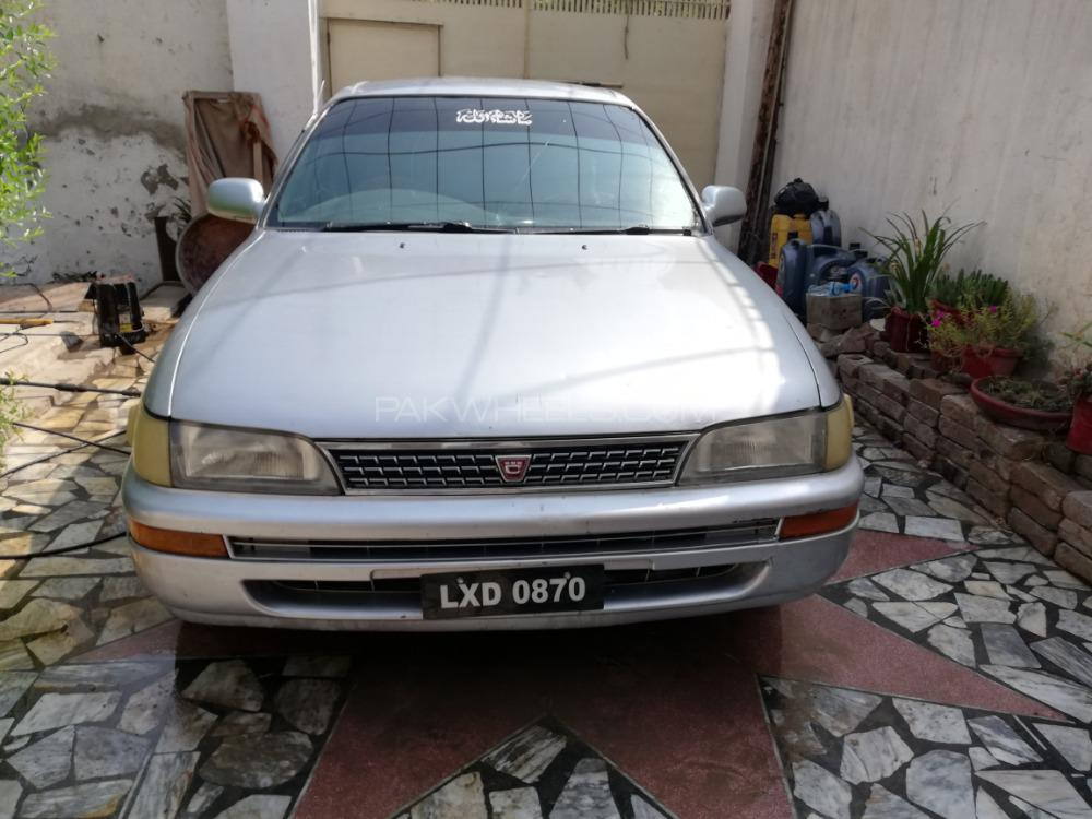 Toyota Corolla 2.0D Limited 1995 Image-1