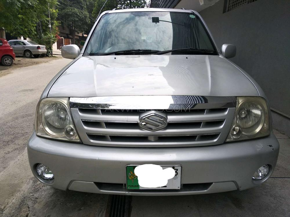 Suzuki Vitara XL 7 2005 Image-1
