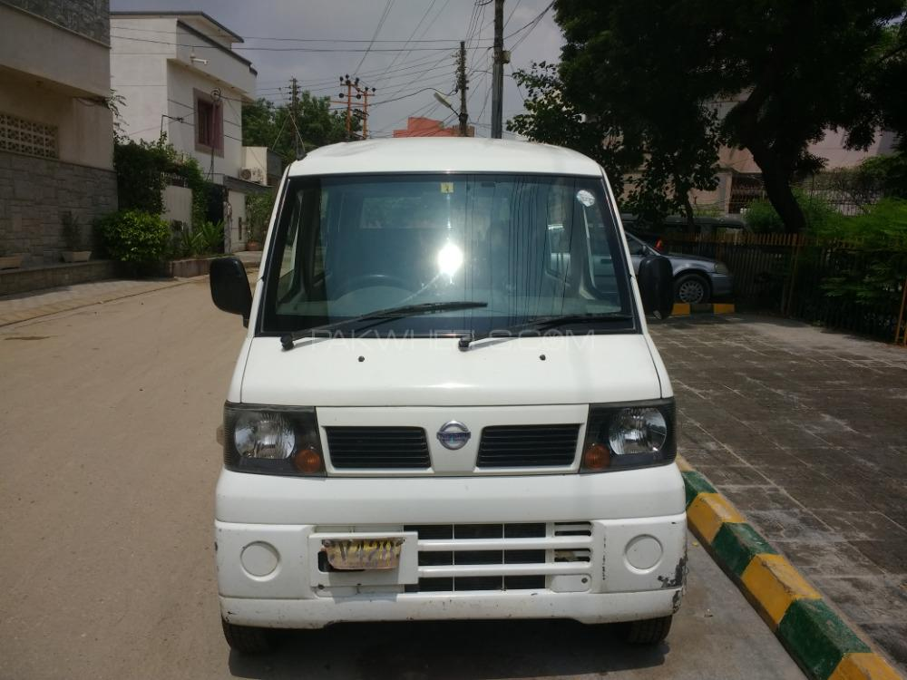 Nissan Clipper AXIS 2010 Image-1