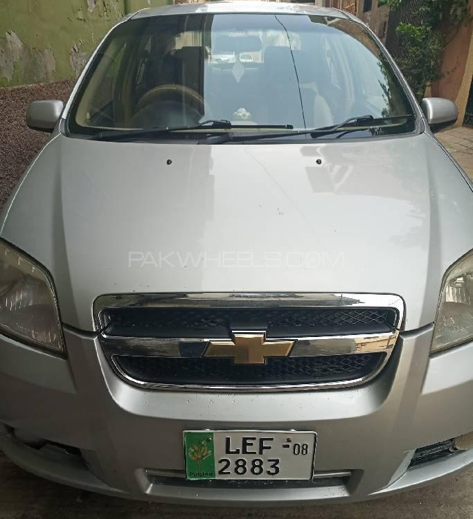 Chevrolet Aveo 2008 Image-1